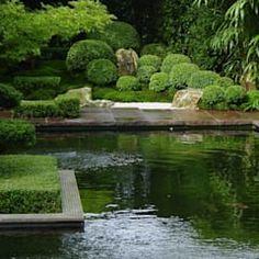 Japangarten Mit Koiteich In Bremerhaven: Ausgefallener Garten Von Japan  Garten Kultur