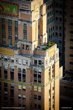 https://flic.kr/p/bDC4bb | The Fred F. French Art-Deco Building in Midtown East - Manhattan, New York