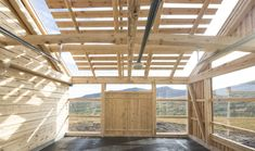 Image 4 of 20 from gallery of Cabin at Troll's Peak / Rever & Drage Architects. Photograph by Tom Auger