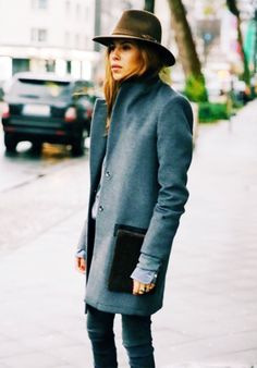 The Blogger With the Best Winter Outfit Ideas via @WhoWhatWearUK