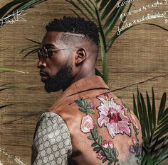 Tinie Tempah for Gucci FW16