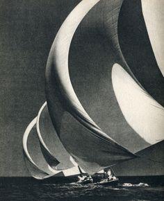 Frederick Lewis - Sailing, 1946