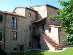 BORGOCASALINO - IL CAMINETTO in Pratovecchio: 2 Schlafzimmer, für bis zu 5 Personen, ab 40 € pro Woche. BORGOCASALINO - TOSKANISCHES RUSTICO AUS STEIN | FeWo-direkt