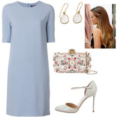 Royal Fashion, Fashion Looks, Modest Fashion, Fashion Dresses, Modest Wear, Princess Outfits, Party Dresses For Women, Polyvore Outfits, Chic