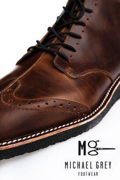 Weeknd Warrior Shoe of the Month- Michael Grey shoes Sock Shoes, Men's Shoes, Shoe Boots, Male Shoes, Sharp Dressed Man, Well Dressed Men, Hugo Boss, Prada, Men Closet