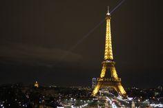 Paris: Eiffel Tower and Arc de Triumphe
