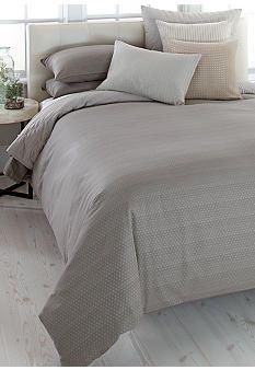 Klein Dash Twine Velvet Dot Decorative Pillow 18-in. x 18-in.. $99
