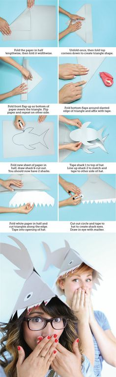 70 Creative sea animal crafts for kids (Ocean creatures) - Craftionary