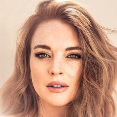 Instagram Lindsay Lohan, Stargazing, Beautiful People, Lady, Makeup, Instagram, Basil, Archive, Blonde Beauty