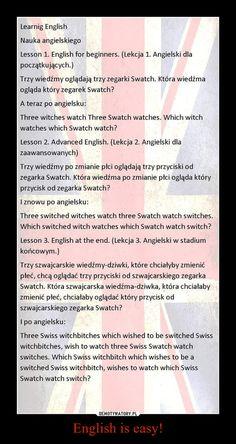 English is easy! Everything And Nothing, Wtf Funny, English Language, Jokes, Lol, Humor, Learning, Languages, Random Stuff