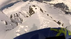 BIG SNOW JAM SPRING SWING 2014- Risoul/Vars  watch it ... this is my beautiful life