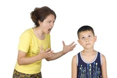 How to Control Anger in Front of Kids. Really good article & actually helpful