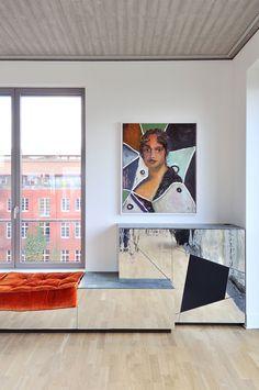 MIRROR PENTHOUSE - Oskar Kohnen Studio