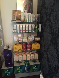 Here in my shelf are all my favorite my product that I really love. What would you like to try?