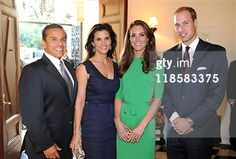 LOS ANGELES, CA - JULY 08: Catherine, Duchess of Cambridge attends the Consul General Reception at the Hancock Park home of the British Consulate General on July 8, 2011 in Los Angeles, California.