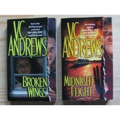 The Broken Wings Series (2 ) (Broken Wings, Midnight Flight) V.C. Andrews, VC Andrews,