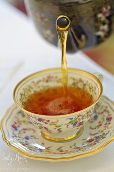 Afternoon Tea at The Carolina Inn - Chapel Hill, North Carolina