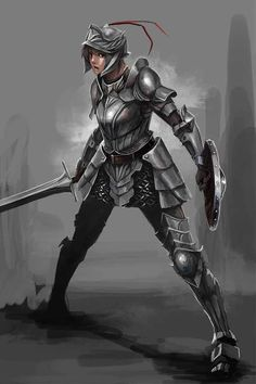 Armored Women - Imgur