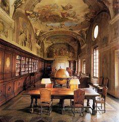 Twitter / turismoER: Biblioteca dell' Istituto Rizzoli, Bologna