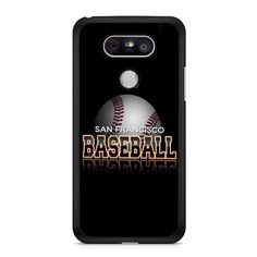 San Francisco Giants Baseball Logo LG G6 Case Dewantary