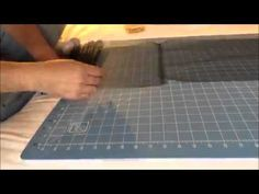 How to make a classic pleated ballet tutu quick tutorial - YouTube