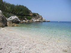 Spiaggia di Scopello, Trapani, Sicilia.