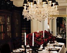 Ralph Lauren Home #Noble_Estate Collection 1 - Dinning room