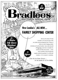 Bradlees New London