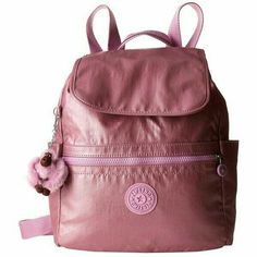98de5db3e Kipling Bags, Kipling Backpack, Backpack Bags, Metallic Backpacks, Backpack  Straps, Leather