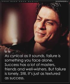 51 Profound Shah Rukh Khan Quotes That Prove Being A Philosopher Comes Naturally To Him
