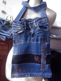 qqs restes de jeans