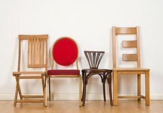 LOVE these chairs!  How amazing!