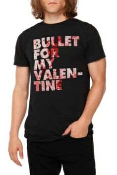 bullet for my bloody valentine
