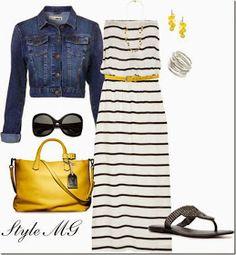 fashion4u: MAXI STYLE