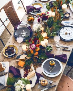 15 Gorgeous Thanksgiving table ideas that are easy to DIY: DIY Thanksgiving tablescape inspiration