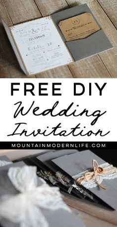 how to print your own wedding invitations Useful DIY wedding ideas for thrifty weddings. Beautiful wedding stationery without spending a fortune. Diy Wedding Bar, Diy Wedding Gifts, Formal Wedding, Wedding Cards, Wedding Dress, Wedding Flowers, Chic Wedding, Handmade Wedding, Wedding Bouquet