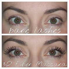 Younique 3D Fiber Mascara - click on the image to hear what it's all about.  Orders can be placed here: www.everchangingdiva.com www.facebook.com/YouniqueByDeeLynn