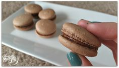 "Yes, you read the title right.  VEGAN MACARONS.  First, let's have a cookie lesson: macarons (with one o) are a ""French  sweet meringue-based confection made with egg white, icing sugar,  granulated sugar, almond powder or ground almond, and food colouring""  (Wikipedia).  Macaroons (w"