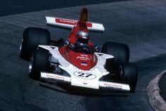 Mario Andretti , Vel's Parnelli Jones Racing - Parnelli-Ford, Nurburgring '75