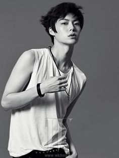 Ahn Jae Hyun  South Korean model turned actor - younger brother of heroine in My Love From a Star