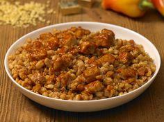 recipe_for Tarhonyás hús Chana Masala, Ethnic Recipes, Food, Meals