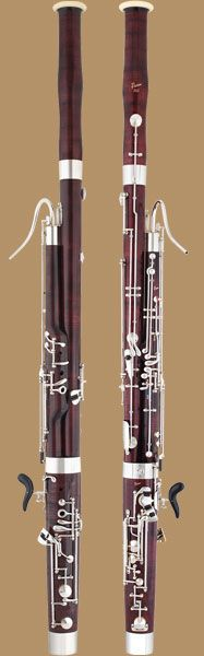 As an oboe player, I was always seated next to the bassoons. @Aftyn Trumbo why doesn't neidich let you sit next to me?!?! :(