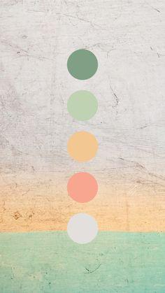 Brand color palette inspiration designed by Amari Creative, branding and design studio. Nature Color Palette, Colour Pallette, Colour Schemes, Color Combos, Pastel Pallete, Pastel Colors, Paint Colors, Deco Design, Color Swatches