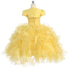 Macy Girls Dress - PuddlesCollection.com