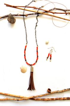 Set necklace from Ranitasart Etsyshop (10% discount coupon PIN10)