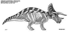 Triceratops by BryanBaugh on DeviantArt