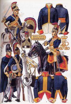 soldatini uniformi e storia militare: Horse Guards (The Blues) Troupe
