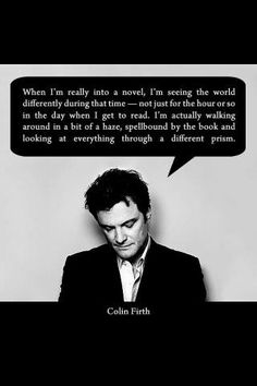 Colin on reading