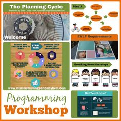 Webinars and online workshops for early childhood educators and teachers.  Conquer your planning and programming with this step by step guide to the planning cycle, observations, reflections and forward planning. Includes 2 hours of training, a certificate and a pdf resource booklet.