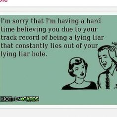 LMAO! LIAR - We Know How To Do It
